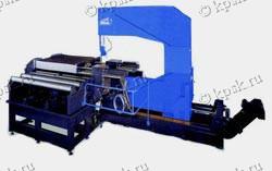 Полуавтоматический вертикальный ленточнопильный станок PMS 600/1500 VS