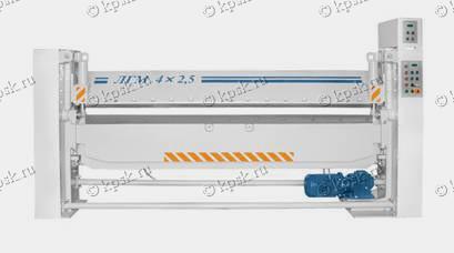 Машина листогибочная (листогиб) ЛГМ предназначена для изготовления различных деталей методом холодной гибки металла под различными углами