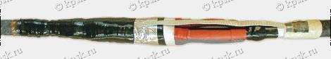Кабельные муфты соединительные 3 СТпС для трехжильных кабелей с бумажной маслопропитанной изоляцией