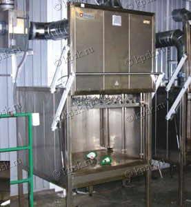 Камера для вулканизации резиновых изделий