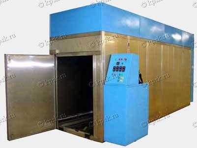 Сушильные шкафы с принудительной циркуляций воздуха