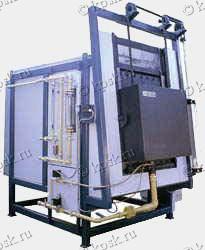 Печи электрические для закалки и отжига с защитной атмосферой СНЗ.
