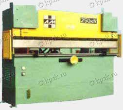 Прессы листогибочные гидравлические И-1420A И-1422 ИП-1424 ИР-1426 ИП-1426В ИГ-1428