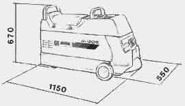 Балансировочный стенд S-605