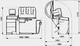 балансировочный стенд S-696