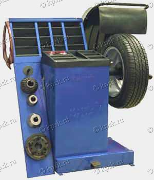Балансировочный станок СБМК60п, СБМК60