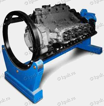 Стенд для разборки-сборки V-образных двигателей моделей Р-770 и -Р776