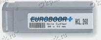 На всех упаковках Euroboor номер артикля и штрих код