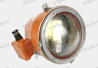 Взрывозащищённый светильник ФСП03 АО разработан для аварийного освещения во взрывоопасных помещениях