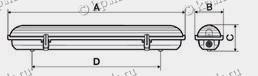 Светильники ЛСП предназначены для наружного освещения на открытых строительных и производственных площадках