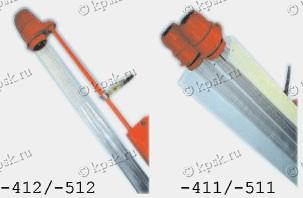 Взрывозащищенные светильники серии ЛСП 03ВЕx предназначены для общего освещения взрывоопасных зон производственных помещений химической, нефтеперерабатывающей, газовой, цементной, деревоперерабатывающей и других отраслей промышленности