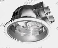 Светильник DL 7007CF двухламповый предназначен для общего освещения общественных зданий и аналогичных помещений