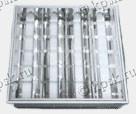 Светильники встраиваемые потолочные предназначены для внутреннего освещения и монтажа в подвесной потолок