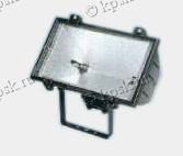 Прожекторы QVF/MVF предназначены для общего освещения небольших открытых пространств и площадок