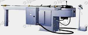 Трубогиб с механическим приводом (полуавтомат) ИБ-3428 диаметр 25-63, ИА-3430 диаметр 40-100, ИА-3432 диаметр 60-160