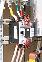 Описание установки регулируемой установки компенсации реактивной мощности, 0,4кВ