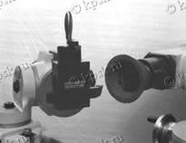 Тиски с конусным хвостовиком 3E642E.П11