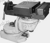 Тиски трехповоротные ВЗ-318.П16