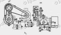Приспособление для наружного круглого шлифования 3Е642Е.П17