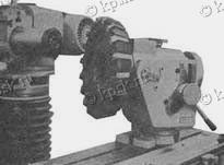 Приспособление для заточки торцовых фрез 3Е642Е.П21