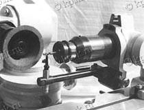 Приспособление для заточки по спирали по задней поверхности ВЗ-318.П28
