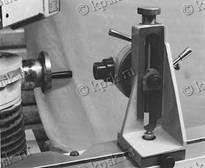 Бабка задняя с регулируемой высотой центров 3E642E.П31