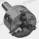 Патрон трехкулачковый ВЗ-318.П84