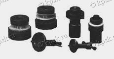 Принадлежности для установки и крепления шлифовальных кругов