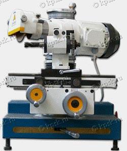Станок универсально-заточной настольной модели ВЗ 319 предназначен для заточки режущих инструментов периферией и торцем абразивного, алмазного и эльборового шлифовального круга