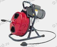 Канализационная прочистка электрическая VAL 80
