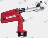 VIPER P20. Электрогидравлический пресс для обжима пресс-фитингов любого типа