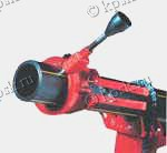 Труборез для пластиковой трубы с фаскоснимателем. Для труб PVC, HDPE, ABC, PVDF.