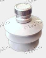Линейные штыревые полимерные изоляторы ШПУ взамен фарфорового изолятора ШФ для голого провода и защищенных проводов