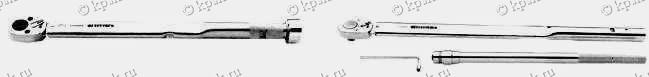 2615 - 2629 QL/QLE. Динамометрический ключ.