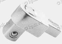 Головка-вставка с заменяемым приводом квадратного сечения