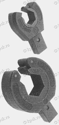 Съёмный храповик с открытым кольцом