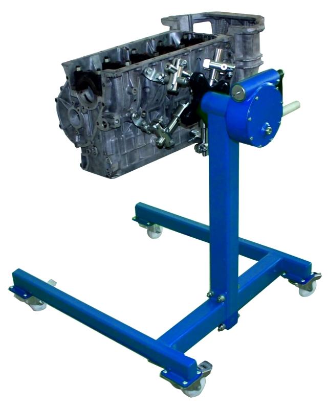 Стенд для разборки и сборки двигателей